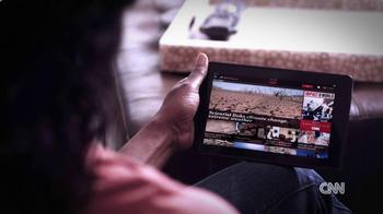CNN Mobile App TV Spot, 'Airplane' - Thumbnail 7