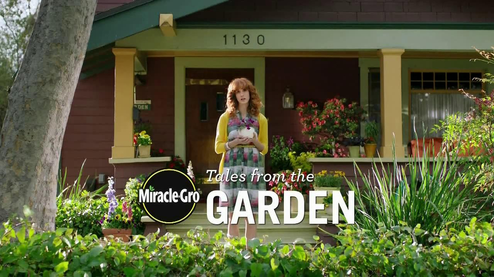 Miracle-Gro TV Commercial, 'Crimes Against Potted Plantkind'