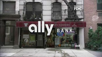 Ally Bank TV Spot, 'Dry Cleaner Test: Blender' - Thumbnail 1