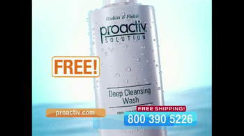 Proactiv Deep Cleansing Wash TV Spot  - Thumbnail 9