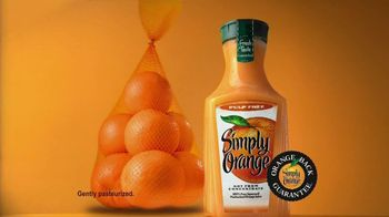 Simply Orange TV Spot, 'If You Don't Agree'