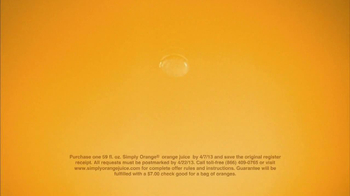 Simply Orange TV Spot, 'If You Don't Agree' - Thumbnail 10