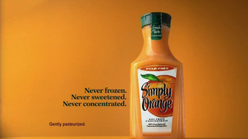 Simply Orange TV Spot, 'If You Don't Agree' - Thumbnail 4