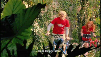 Danimals Crunchers TV Spot 'Hidden Cave' Feat. Bella Thorne, Ross Lynch - Thumbnail 1