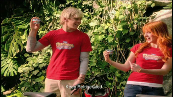 Danimals Crunchers TV Spot 'Hidden Cave' Feat. Bella Thorne, Ross Lynch - Thumbnail 2