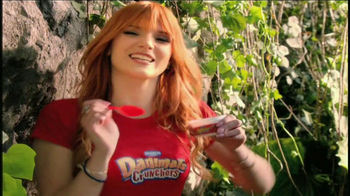 Danimals Crunchers TV Spot 'Hidden Cave' Feat. Bella Thorne, Ross Lynch - Thumbnail 3