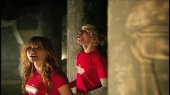 Danimals Crunchers TV Spot 'Hidden Cave' Feat. Bella Thorne, Ross Lynch - Thumbnail 5
