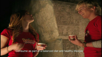 Danimals Crunchers TV Spot 'Hidden Cave' Feat. Bella Thorne, Ross Lynch - Thumbnail 7