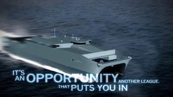 Austal USA TV Spot, 'Do Something Extraordinary' - Thumbnail 2