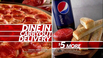 Pizza Hut $10 Any Pizza Deal TV Spot, 'College Fund' - Thumbnail 9