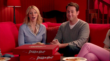 Pizza Hut $10 Any Pizza Deal TV Spot, 'College Fund' - Thumbnail 3
