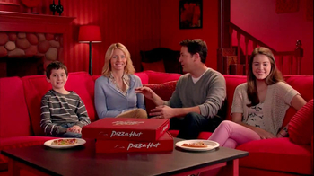 Pizza Hut $10 Any Pizza Deal TV Spot, 'College Fund'