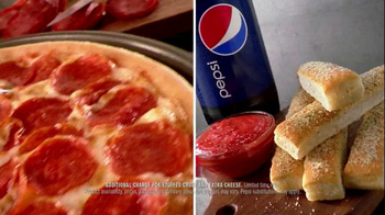 Pizza Hut $10 Any Pizza Deal TV Spot, 'College Fund' - Thumbnail 8