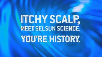 Selsun Blue Itchy Dry Scalp TV Spot