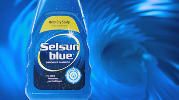 Selsun Blue Itchy Dry Scalp TV Spot  - Thumbnail 9