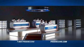 Progressive TV Spot, 'Whose Turn to Answer' - Thumbnail 1