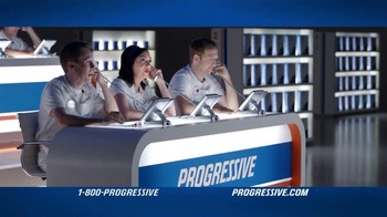 Progressive TV Spot, 'Whose Turn to Answer' - Thumbnail 3