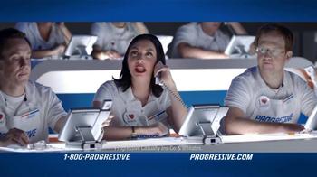 Progressive TV Spot, 'Whose Turn to Answer' - Thumbnail 6