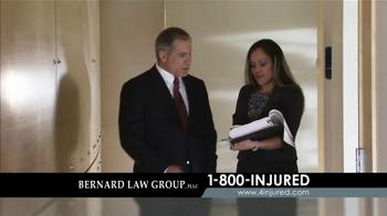 Bernard Law Group TV Spot, 'Auto Accident' - Thumbnail 7