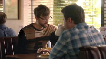 Denny's 2, 4, 6, 8 Value Menu TV Spot, '$4-Sweater' - Thumbnail 1