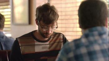 Denny's 2, 4, 6, 8 Value Menu TV Spot, '$4-Sweater' - Thumbnail 3