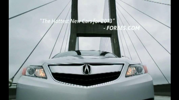 2013 Acura ILX TV Spot, 'Forbes Review' - Thumbnail 7