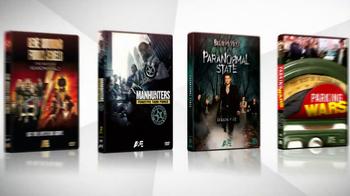 Bio Channel TV Spot, 'Paranormal State, Man Hunters, Parking Wars' - Thumbnail 10