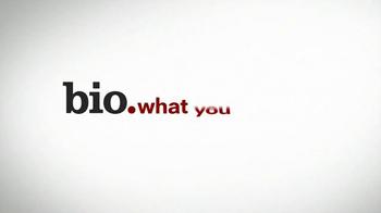 Bio Channel TV Spot, 'Paranormal State, Man Hunters, Parking Wars' - Thumbnail 2