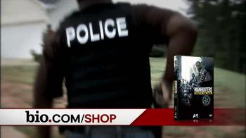 Bio Channel TV Spot, 'Paranormal State, Man Hunters, Parking Wars' - Thumbnail 6