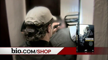 Bio Channel TV Spot, 'Paranormal State, Man Hunters, Parking Wars' - Thumbnail 7