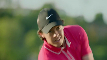 Nike TV Spot, 'No Cup is Safe' Featuring Tiger Woods, Rory McIlroy - Thumbnail 8