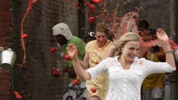 GE Appliances TV Spot, 'Tomato Battle and Color Run' - Thumbnail 3