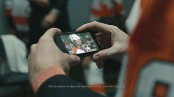 Verizon TV Spot, 'NHL Game Center' Featuring Scott Hartnell - 38 commercial airings