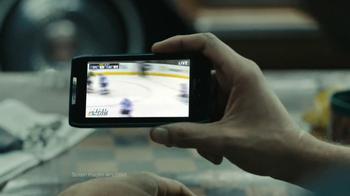 Verizon TV Spot, 'NHL Game Center' Featuring Scott Hartnell - Thumbnail 2