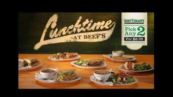 Beef 'O' Brady's TV Spot, 'Pick Any 2'