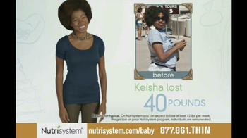 Nutrisystem TV Spot, 'The Queen's New Baby' - Thumbnail 10