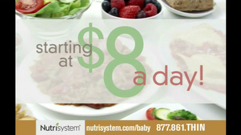 Nutrisystem TV Spot, 'The Queen's New Baby' - Thumbnail 7