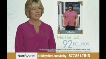 Nutrisystem TV Spot, 'The Queen's New Baby' - Thumbnail 8
