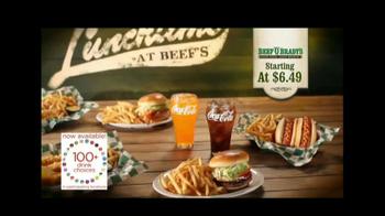 Beef 'O' Brady's TV Spot 'Combos with Mojo' - Thumbnail 8