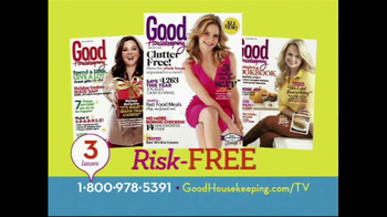 Good Housekeeping TV Spot, 'America's Women' - 87 commercial airings