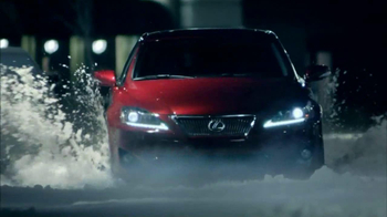 Lexus LS, IS, GS TV Spot 'Walk the Walk' Song by Malachai - Thumbnail 9