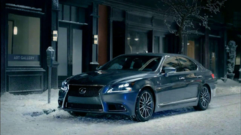 Lexus LS, IS, GS TV Spot 'Walk the Walk' Song by Malachai - Thumbnail 5