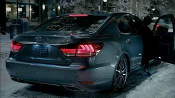 Lexus LS, IS, GS TV Spot 'Walk the Walk' Song by Malachai - Thumbnail 6