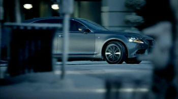 Lexus LS, IS, GS TV Spot 'Walk the Walk' Song by Malachai - Thumbnail 7