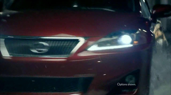 Lexus LS, IS, GS TV Spot 'Walk the Walk' Song by Malachai - Thumbnail 8