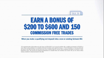 Charles Schwab TV Spot, 'IRA Offer'  - Thumbnail 9