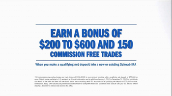 Charles Schwab TV Spot, 'IRA Offer'  - Thumbnail 8