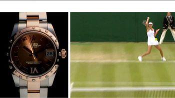 Rolex TV Spot 'Tennis Champions'