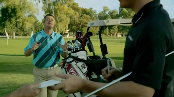Wilson Staff TV Spot Featuring Ricky Barnes - Thumbnail 4