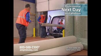 Empire Today Warehouse Sale TV Spot, '70% on Carpet'  - Thumbnail 5